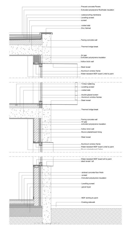 Precast Concrete Architectural Details : Impressive details using concrete archdaily