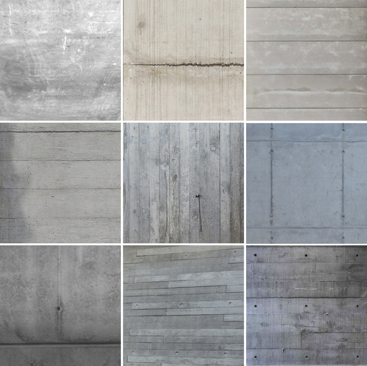 40 Impressive Details Using Concrete
