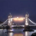 Blurring Boundaries / Adjaye Associates. Tower Bridge. Image © Malcolm Reading Consultants and Adjaye Associates