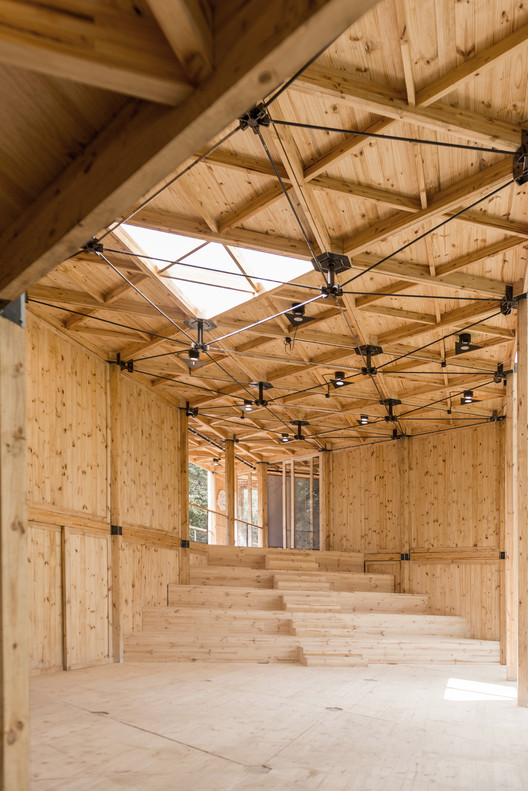 Casa de Suiza / Dellekamp Arquitectos, © Adrian Elizondo Lima