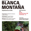 Blanca Montaña. Arquitectura en Chile  'Un completo panorama de la arquitectura chilena de las últimas décadas'  Cortesía de Unknown