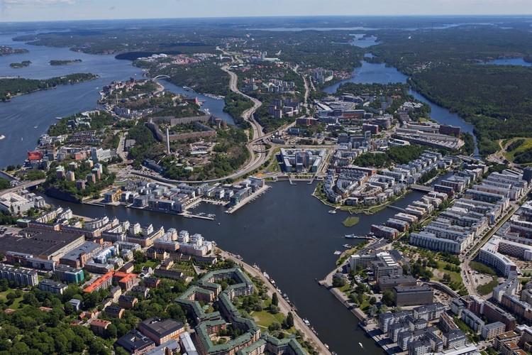 Estocolmo ya tiene su primer barrio sustentable (y desde los '90), © Departamento de Desarrollo Urbano de Estocolmo