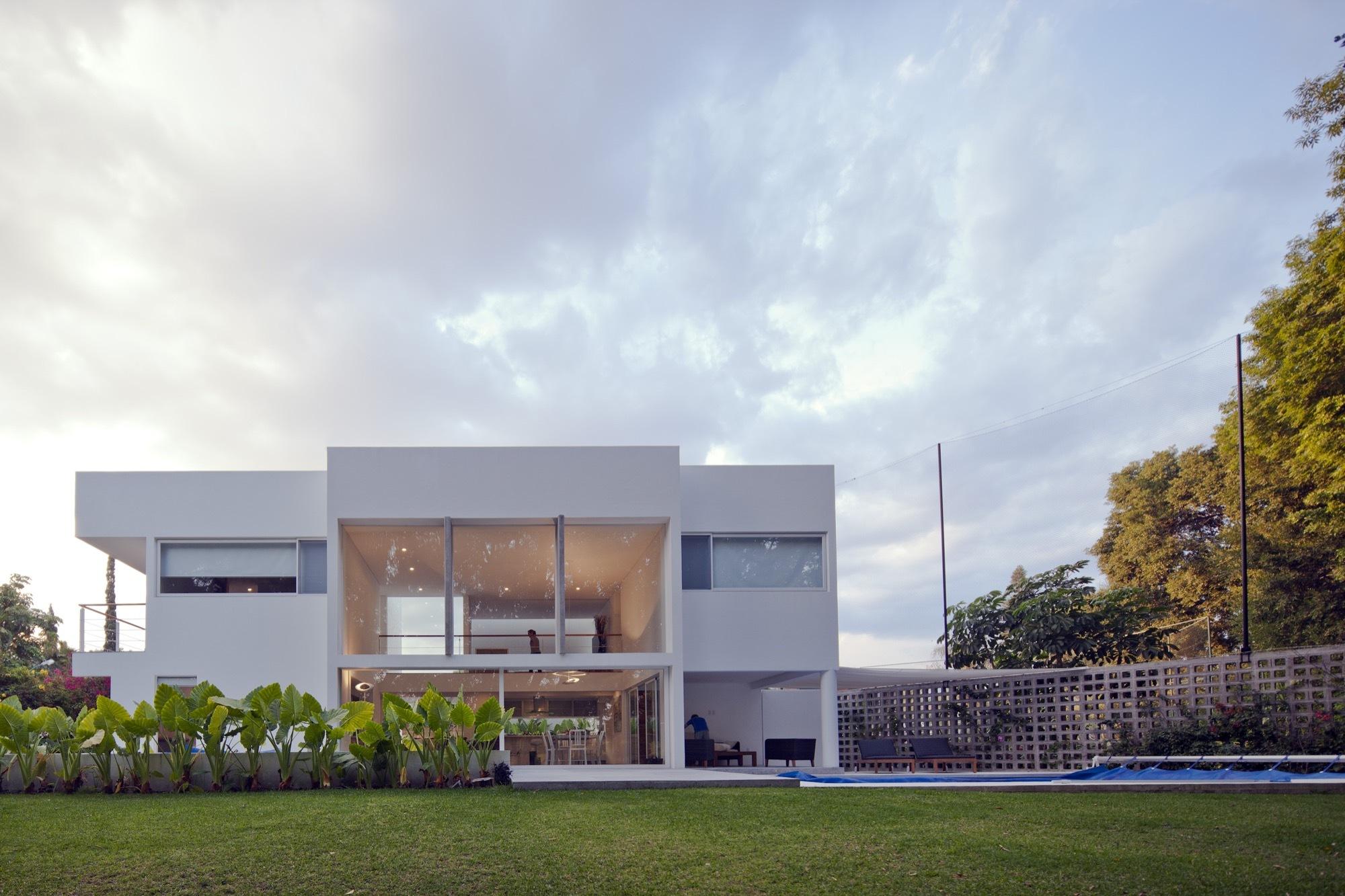 Galer a de casa tulipanes estudio fi arquitectos 3 - Estudio 3 arquitectos ...