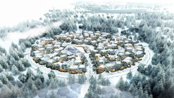 Residential Clusters Unveiled for Moscow's New Silicon Valley