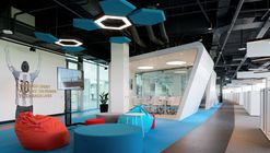 Adidas Home Of Sport / ABD architects