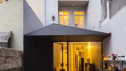 Casa en Rua da Torrinha / Sofia Granjo Arquitetos