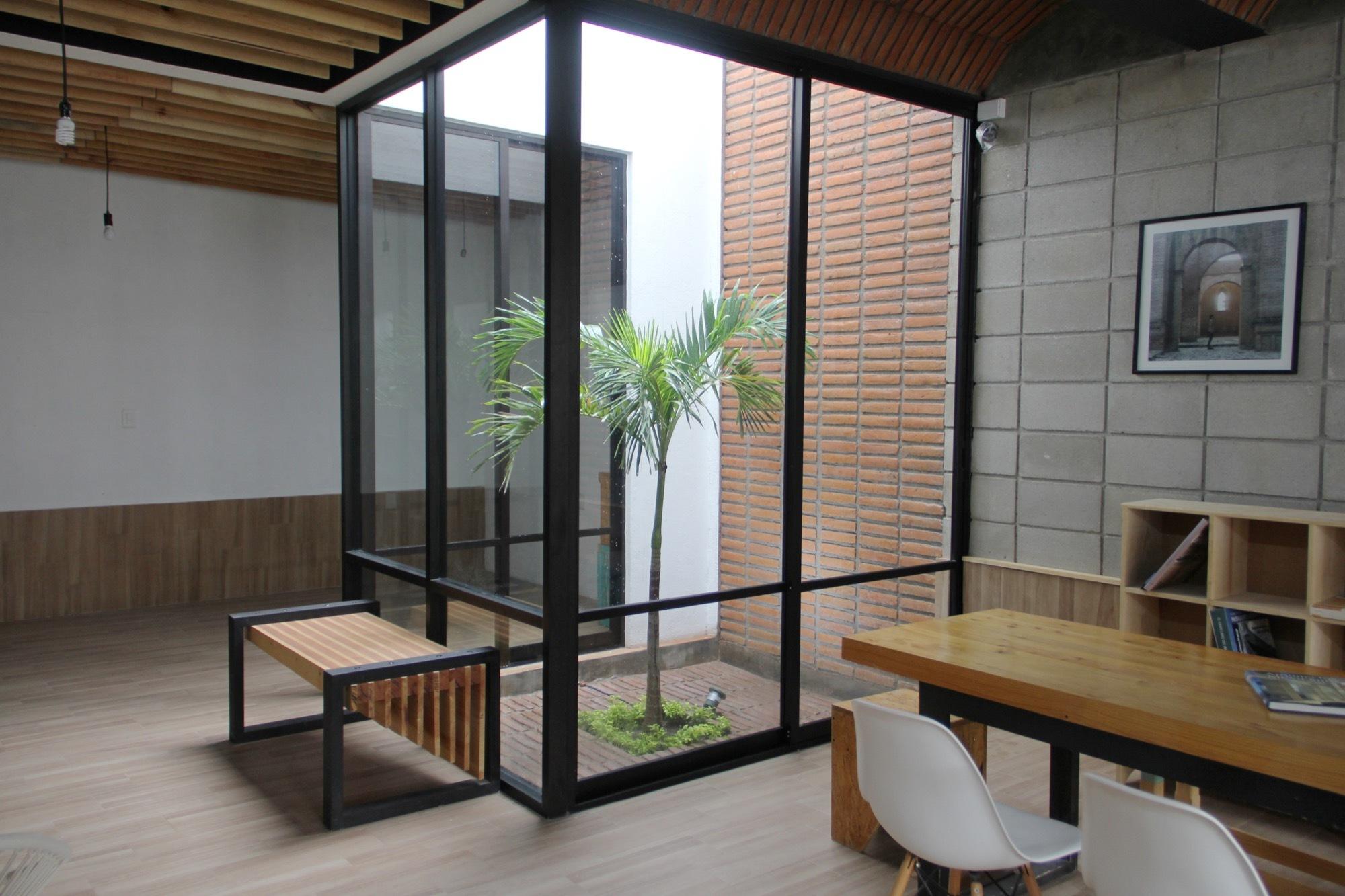 Galer a de casa jard n apaloosa estudio de arquitectura - Ambientador natural para casa ...
