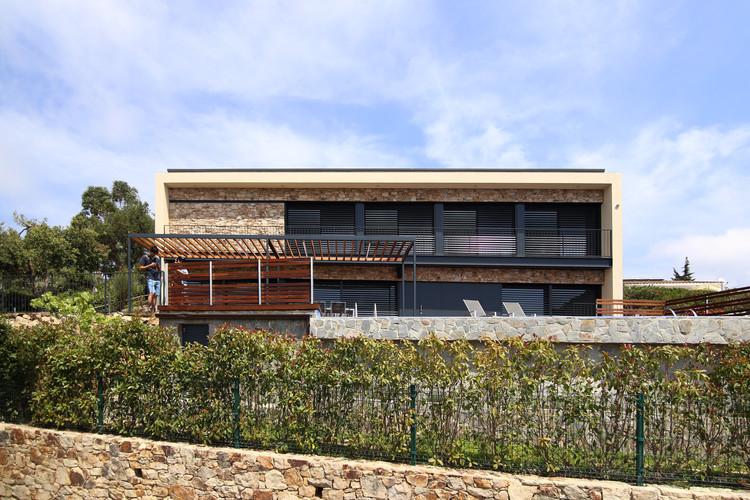 Casa tossa de mar espairoux arquitectura archdaily m xico - Casas en tossa de mar ...