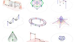 Descarga archivos CAD para tu proyecto: juegos infantiles y equipamiento para espacio público