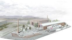 antonioyconsuelo + Rueda Pizarro ganan concurso para rehabilitar fábrica 'La Tejera' en España