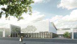 Roberto Riofrío y Jaime Sarmiento ganan concurso de ideas arquitectónicas para diseño del Centro Cultural de Cusco