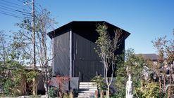 Casa mortuoria Hasshoden en Templo Ryusenji / Love Architecture