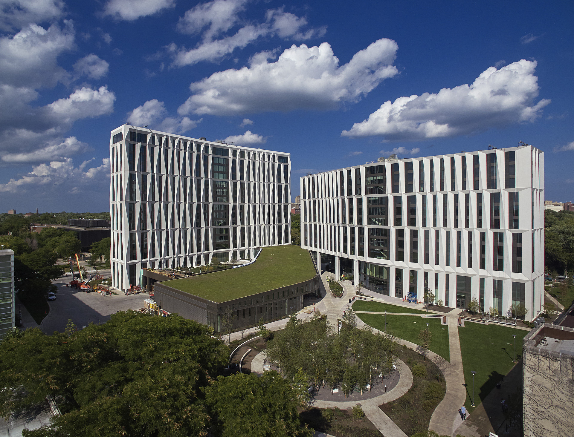 Gallery Of University Of Chicago Campus North Residential