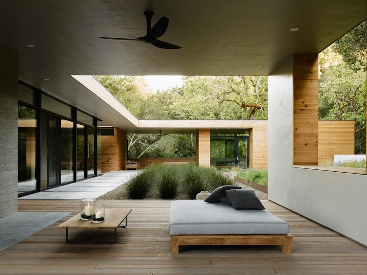 Residencia Carmel Valley / Sagan Piechota Architecture, © Joe Fletcher
