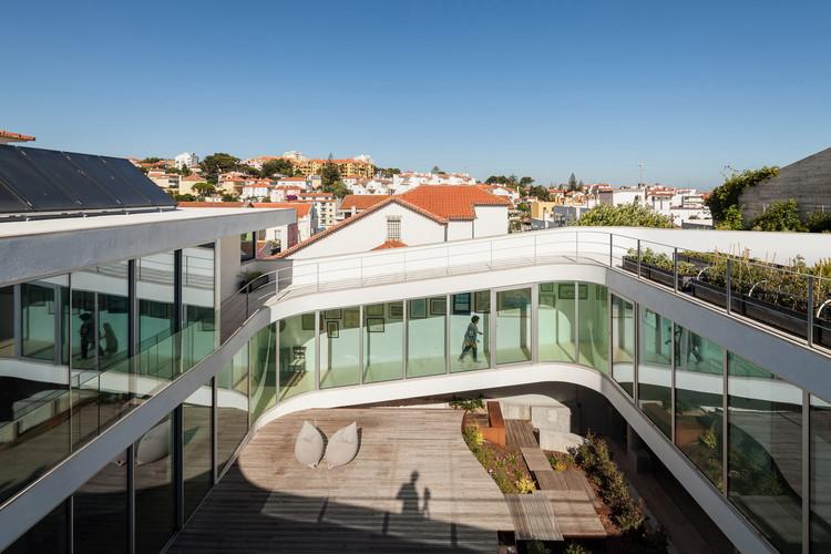 House in Estoril  / António Costa Lima Arquitectos, © Francisco Nogueira