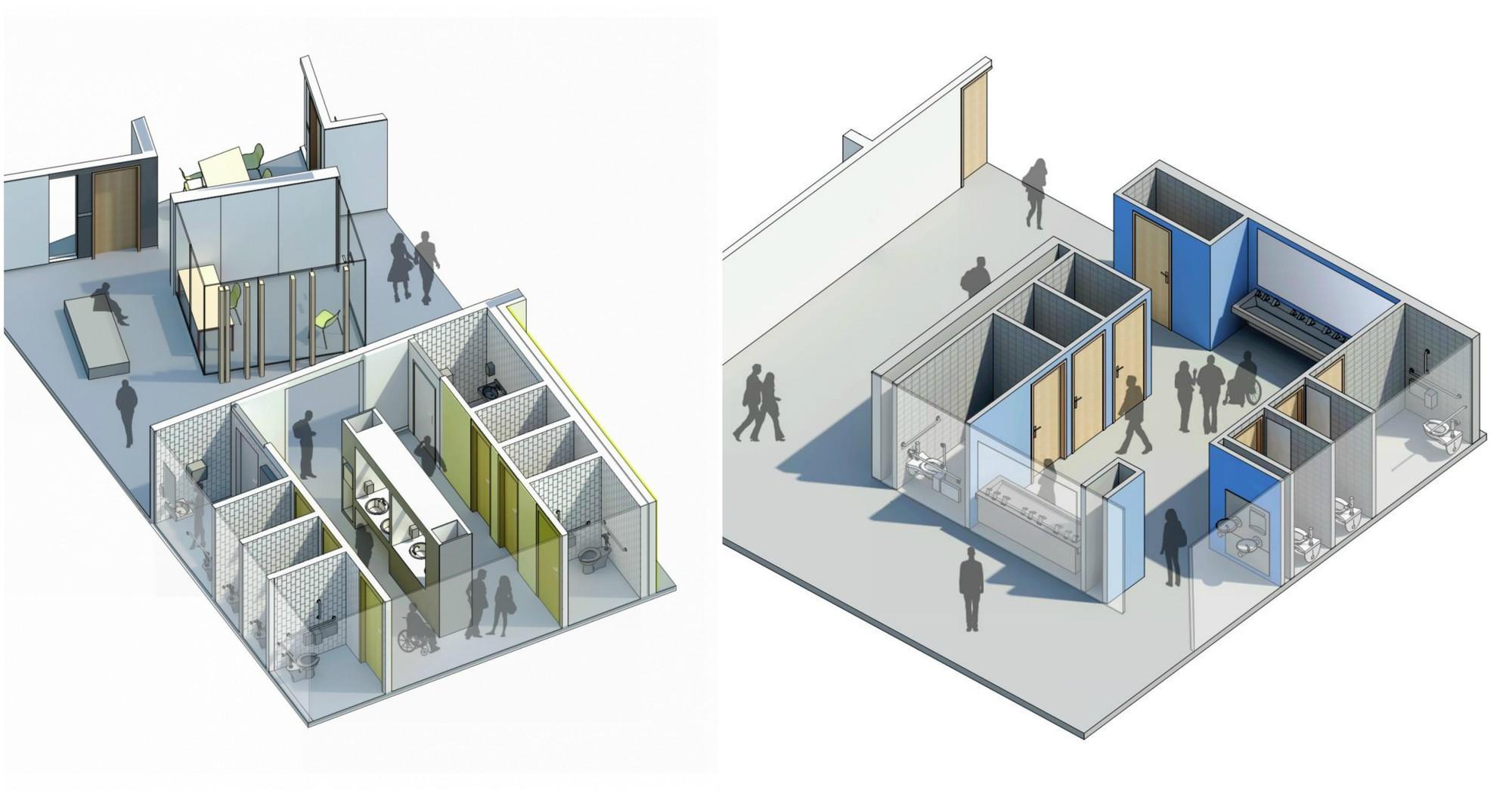 Como projetar banheiros escolares mais seguros for Bathroom design courses