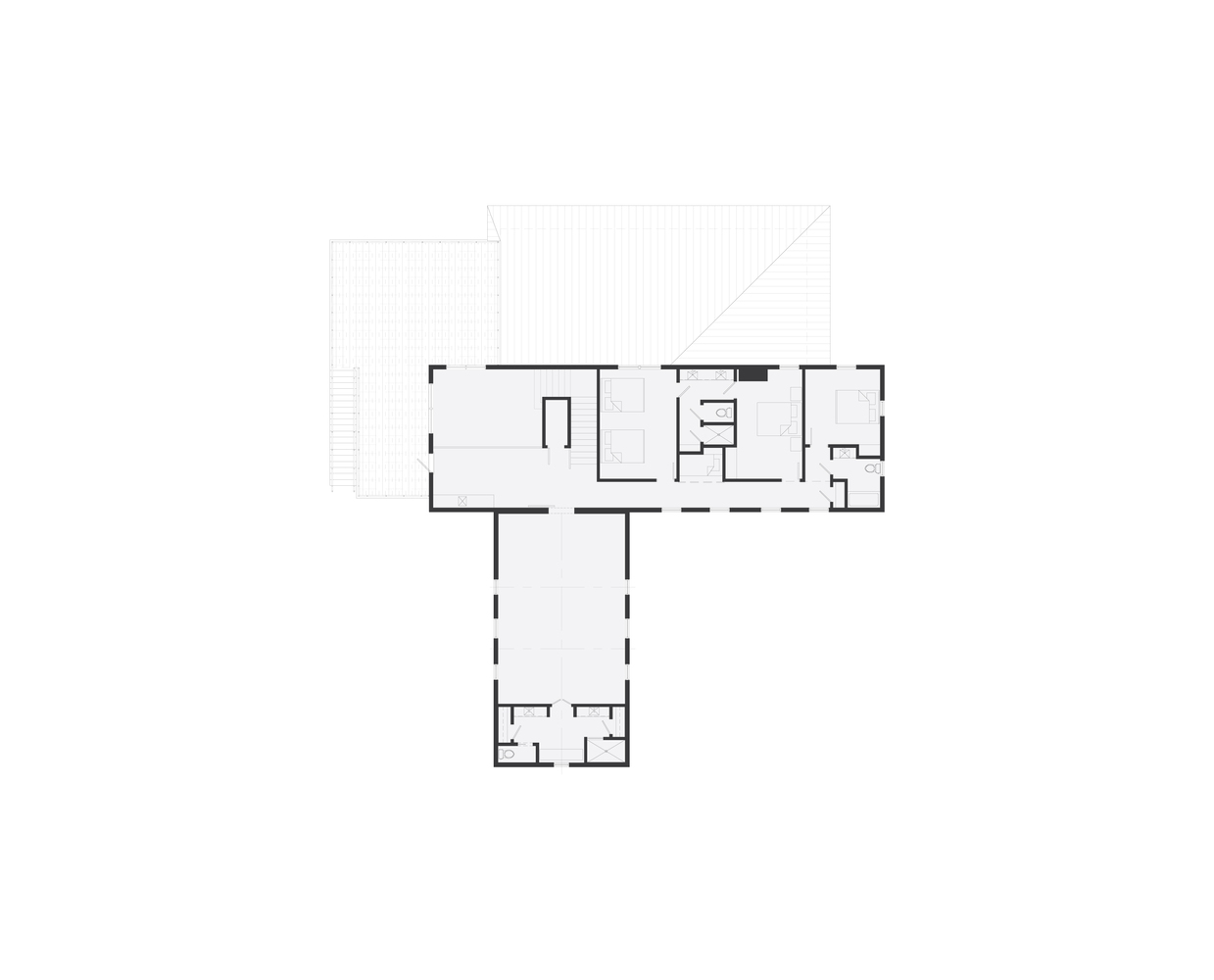 gallery of modern farmhouse christopher architecture interiors modern farmhouse floor plan