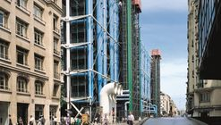 Book Launch: Centre Pompidou: Renzo Piano, Richard Rogers, and the Making of a Modern Monument