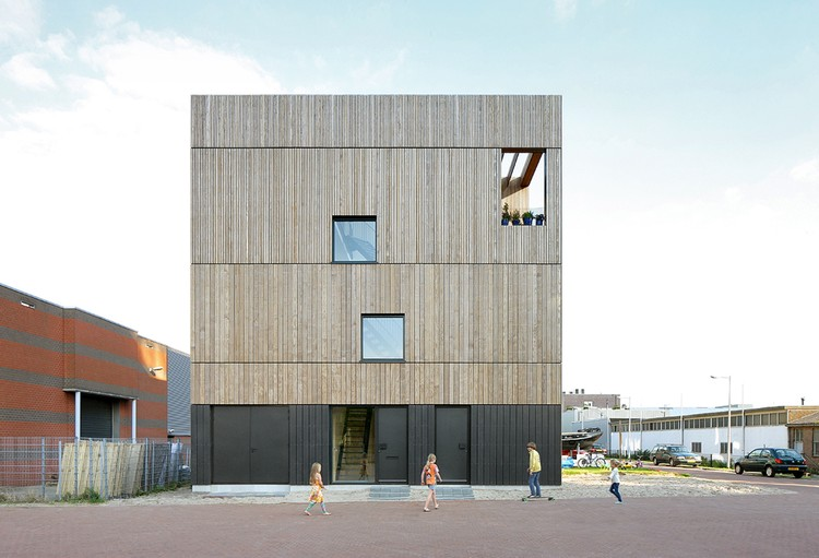 Lofthouse i marc koehler architects archdaily for Dujardin marc