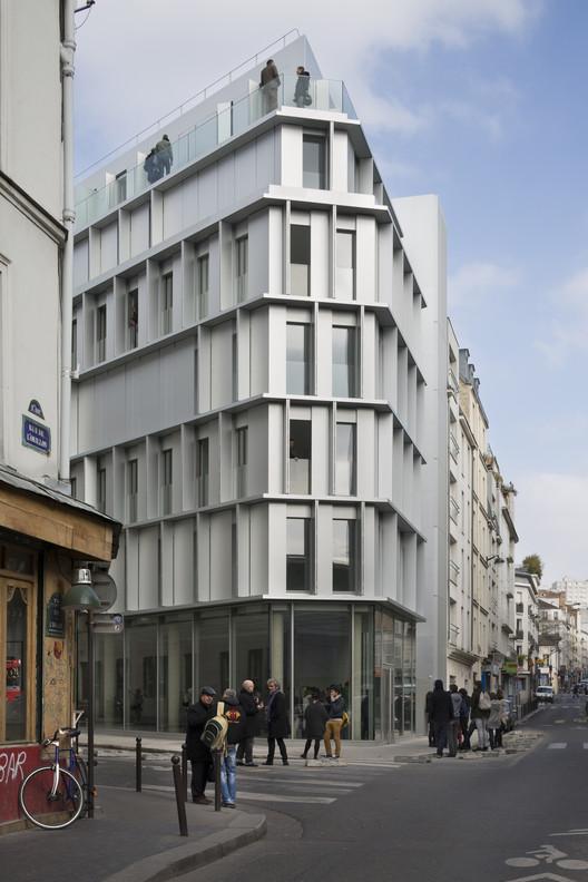 Aluminium Tip / Babin+Renaud. Imagen © Cécile Septet