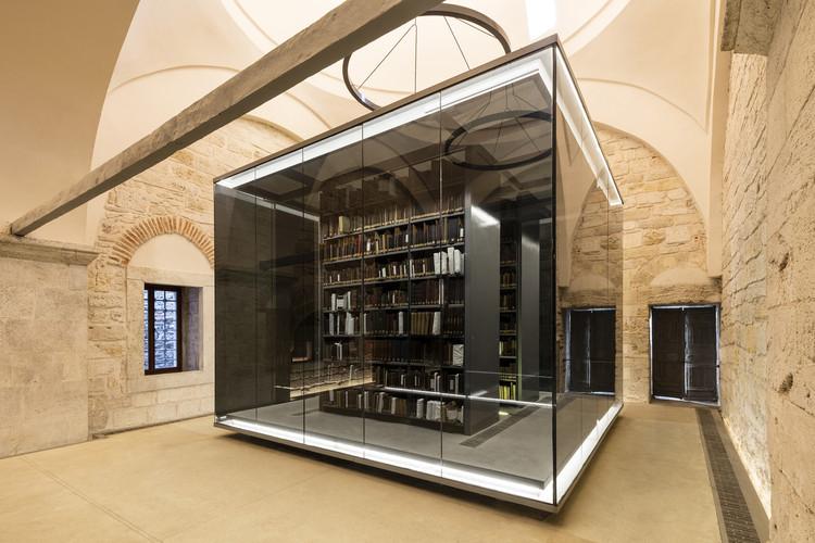 Beyazıt State Library / Tabanlioglu Architects. Imagen © Emre Dörter