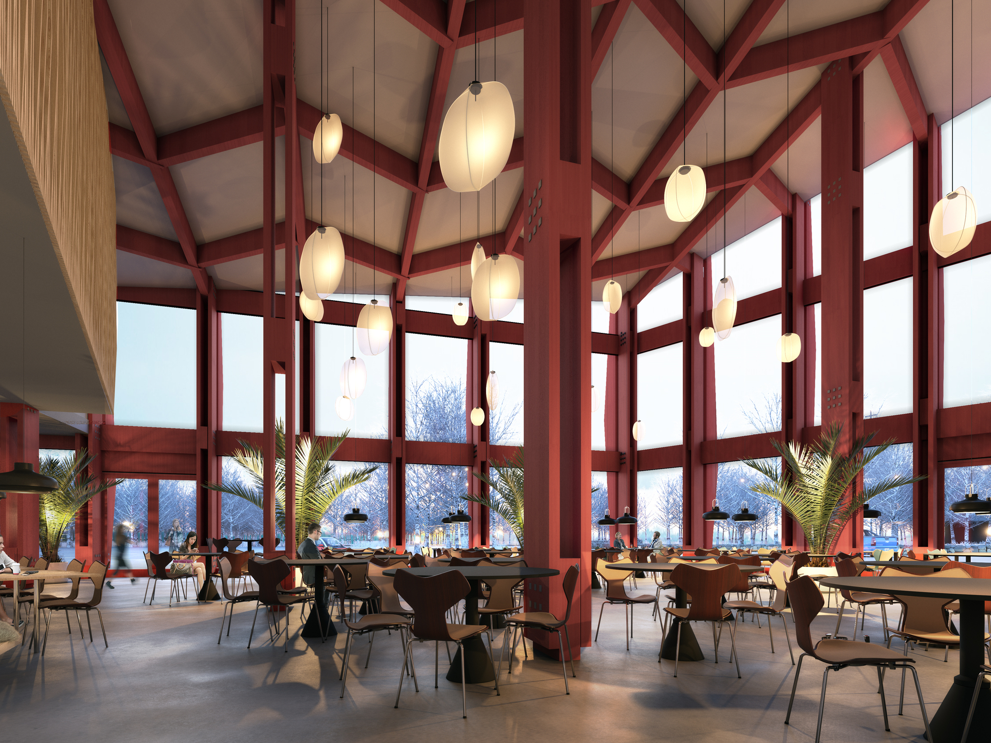 The House of Knowledge is a Gorgeous New School Above the Arctic ...