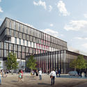HOK and HawkinsBrown Move Forward with Cardiff University Innovation Campus