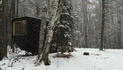 "Getaway Cabin No. 3 - ""The Clara""  / Wyatt Komarin + Addison Godine + Rachel Moranis"