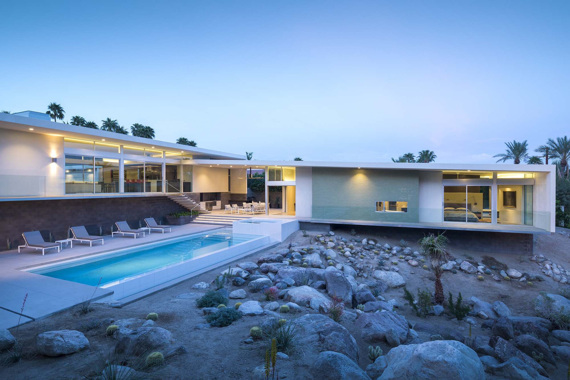 Las Palmas Heights O2 Architecture Archdaily