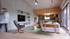 Southern Sunshine Home / HAO Design