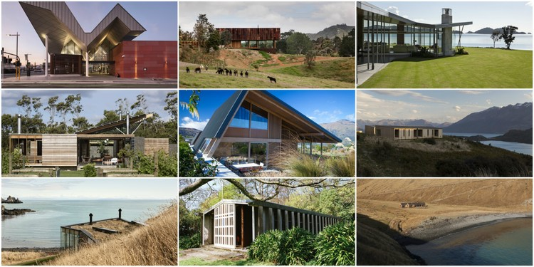 2016 New Zealand Architecture Awards Announced, Courtesy of New Zealand Institute of Architects Incorporated