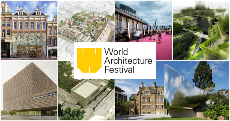 Conoce los ganadores del segundo día del World Architecture Festival Awards 2016