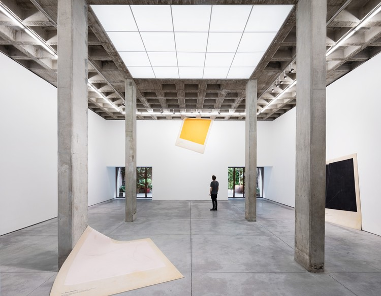 Galería OMR / Mateo Riestra + José Arnaud-Bello + Max von Werz, © Rory Gardiner