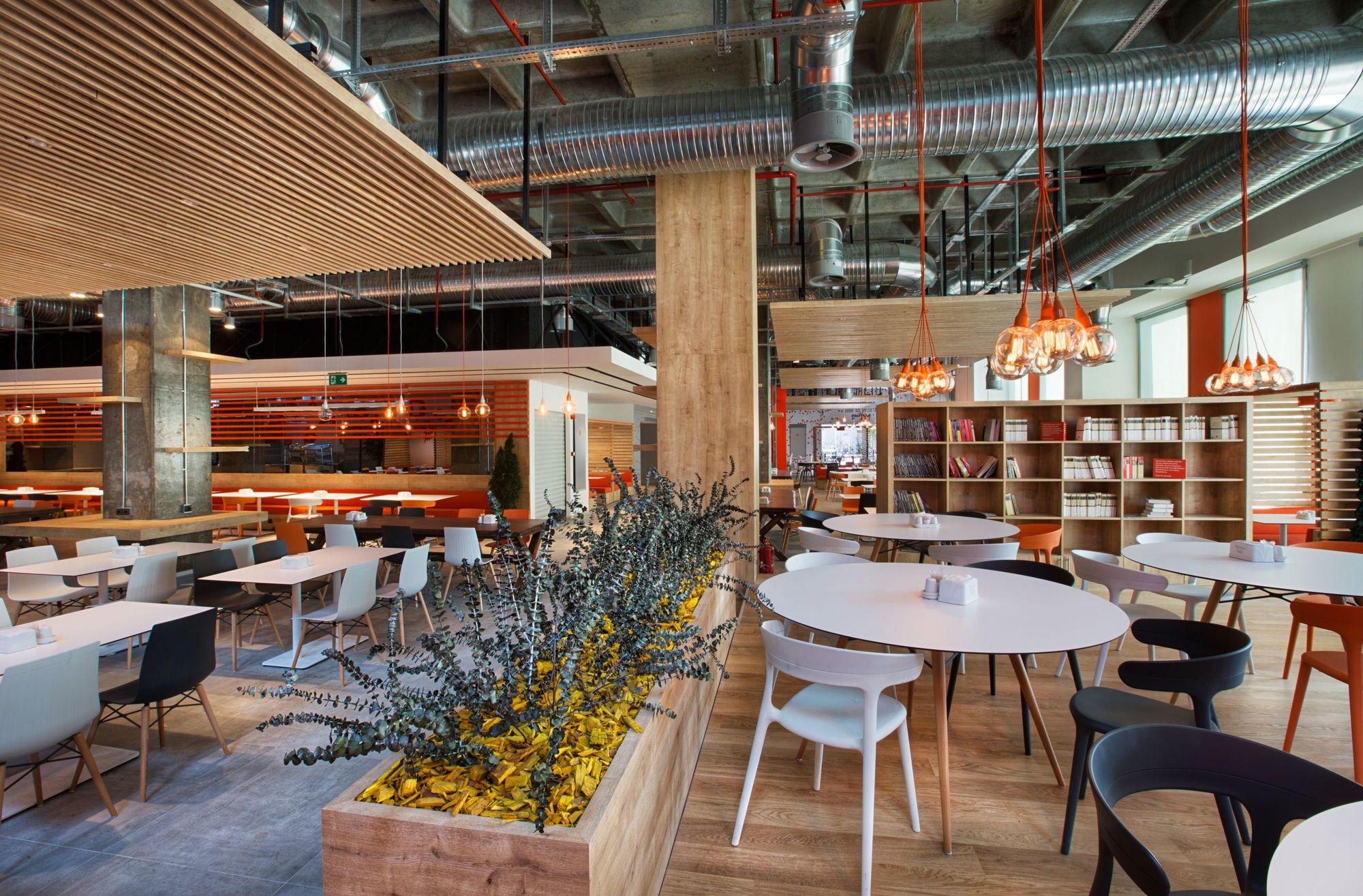 Future Food Cafe Restaurant Tubu Tubu