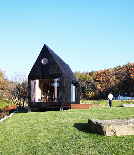 01 - View Small House Design Archdaily Pictures