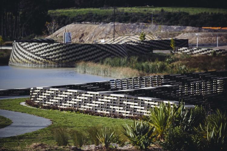 Kopupaka Reserve, Auckland, Nueva Zelanda / Isthmus. Imagen vía World Architecture Festival