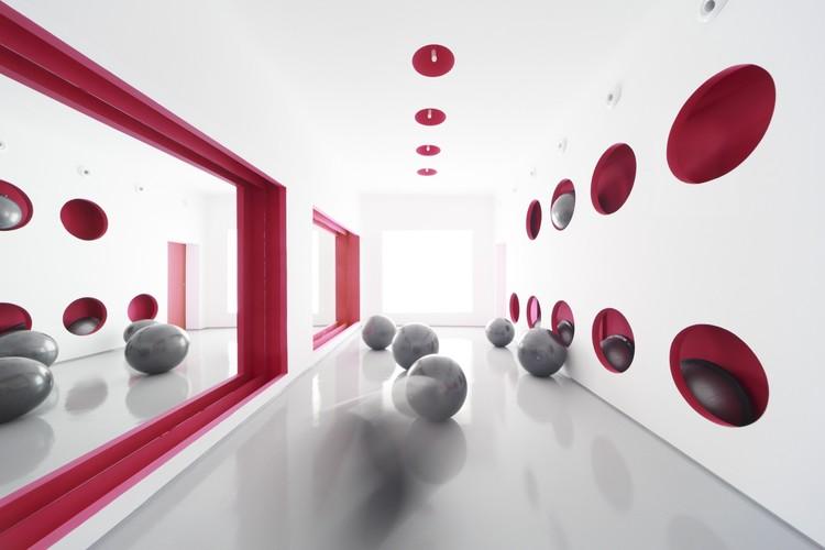Clinica Fisio / CUAC arquitectura, © Adrián Nieto Maesso