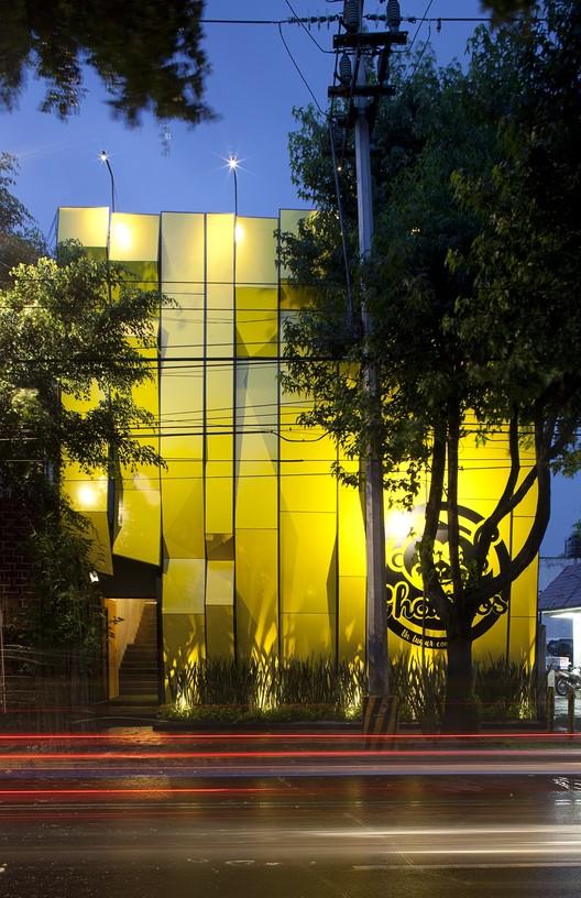 CHANGOS / Boutique de Arquitectura, © Leonardo Walther