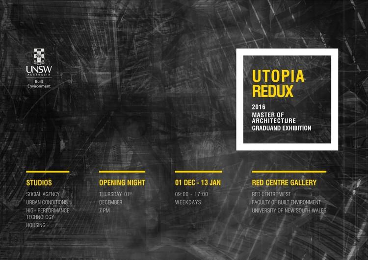 Utopia Redux, Utopia Redux Exhibition