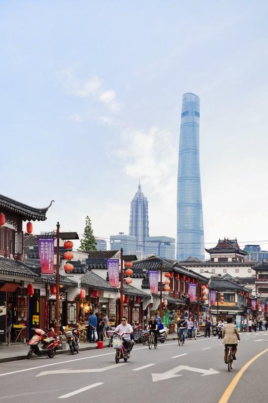 Shanghai Tower / Gensler Architects, 2Define Architecture. Image © Connie Zhou