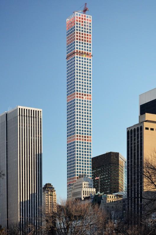 432 Park Avenue / Rafael Viñoly Architects, Schuman,  Lichtenstein, Claman & Efron. Image © Royce Douglas