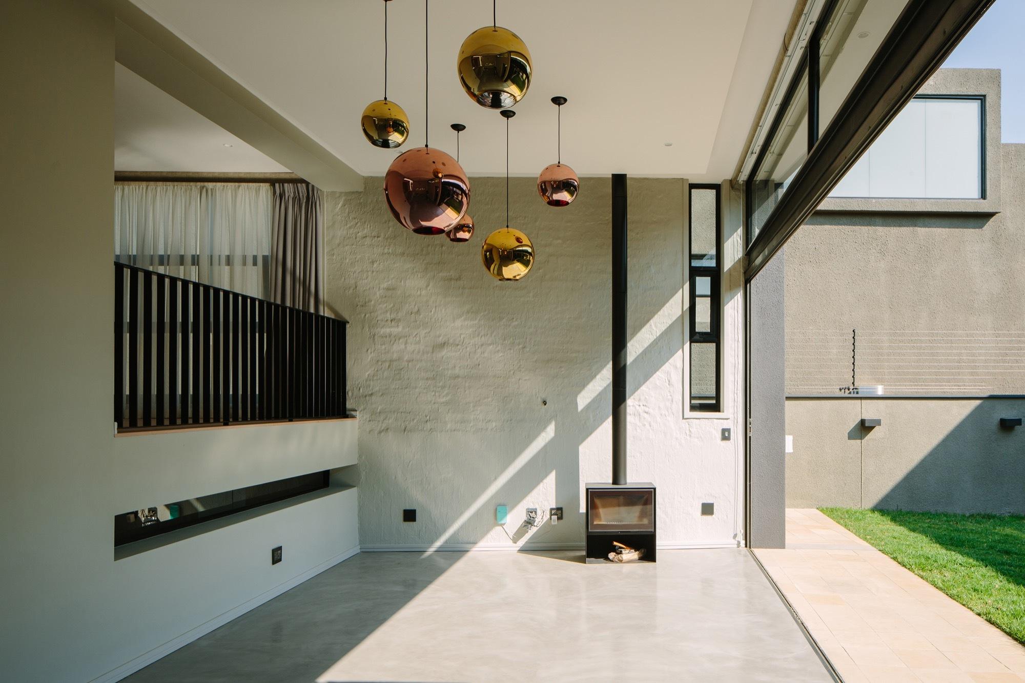 gallery of granite house mma design studio 3