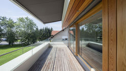 Pocket size villa in ljubljana architects vid razinger jernej prijon (5)