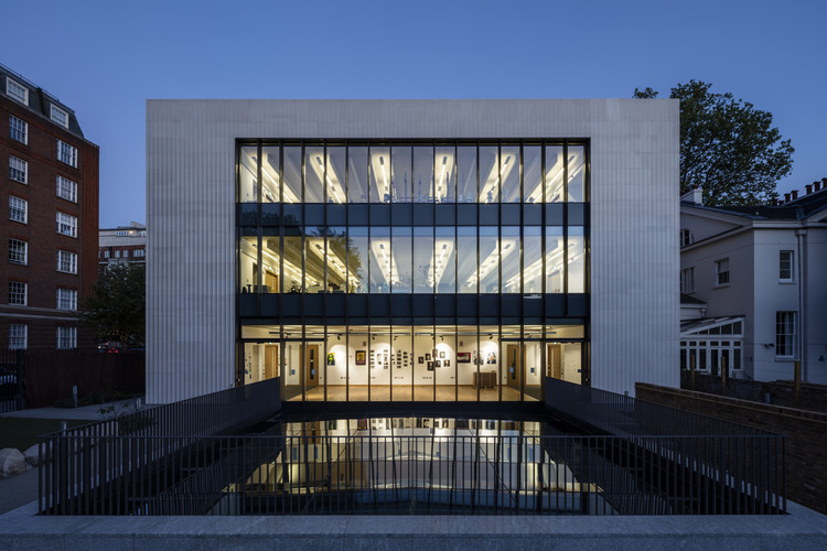 Arts Building for The American School in London / Walters & Cohen Architects, © Marcus Peel