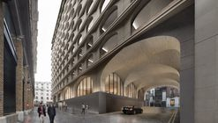 Adjaye Associates Designs Mixed-Use Building Near London's Trafalgar Square