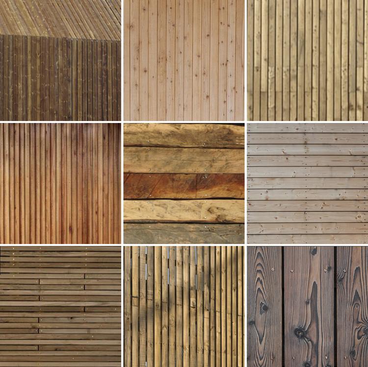 50 Impressive Details Using Wood