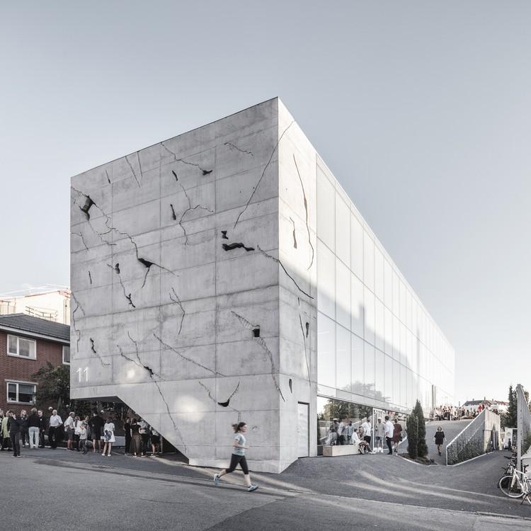 Sonnesgade 11 / SLETH architects, © Rasmus Hjortshøj / C O A S T