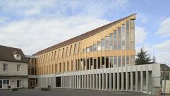 Remodelación de la Escuela Secundaria François Pompon / Charles-Henri Tachon