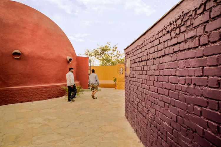 Centro de Inspiración Firodiya / Studio A dvaita, © Rasika Badave