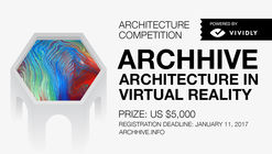 Archhive: Architecture in Virtual Reality